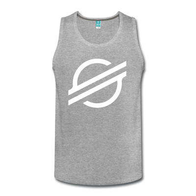 Stellar Men's Premium Tank - heather gray