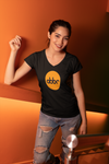 ABBC Women's Tri-Blend V-Neck T-Shirt