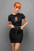 Ravencoin Ladies Fashion Fit Tee