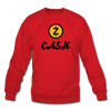 Zcash Crewneck Sweatshirt - red