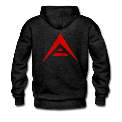 ARK Premium Hooded Sweater - charcoal gray