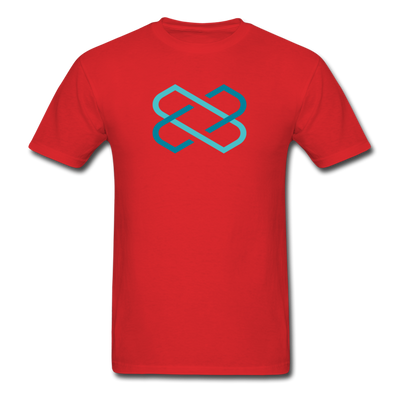 Loom Network Premium Unisex T-shirt - red