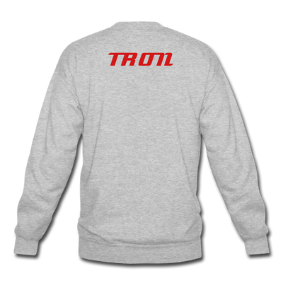 TRON Crewneck Sweatshirt - heather gray