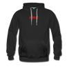 ARK Premium Hooded Sweater - black