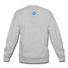 Dash Crewneck Sweatshirt - heather gray