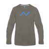 Nano Premium Long Sleeve - asphalt gray