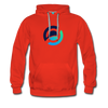 Horizen Premium Hooded Sweater - red