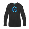 Wanchain Premium Long Sleeve T-Shirt - black