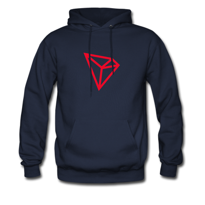 TRON Premium Hooded Pull-Over - navy