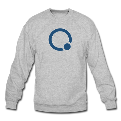 Qubitica Crewneck Sweatshirt - heather gray