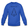 EOS Crewneck Sweatshirt - royal blue