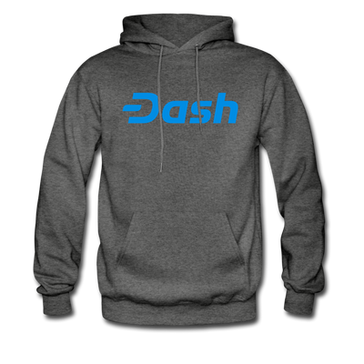 Dash Premium Hooded Pull-Over - charcoal gray