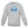 Wanchain Crewneck Sweatshirt - heather gray
