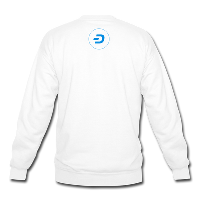Dash Crewneck Sweatshirt - white