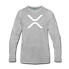 XRP Premium Long Sleeve - heather gray