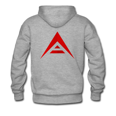 ARK Premium Hooded Sweater - heather gray