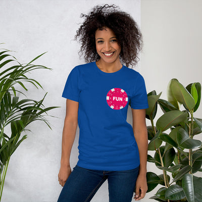 FunFair Short-Sleeve Unisex T-Shirt