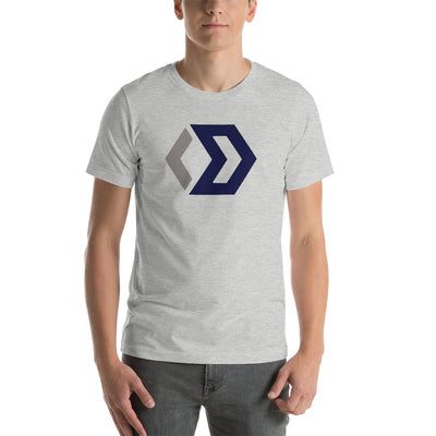 Blocknet Short-Sleeve Unisex T-Shirt - Sticky Crypto