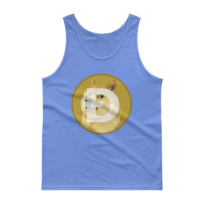 Dogecoin Tank top - Sticky Crypto