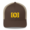 Bitcoin Cash Trucker Cap