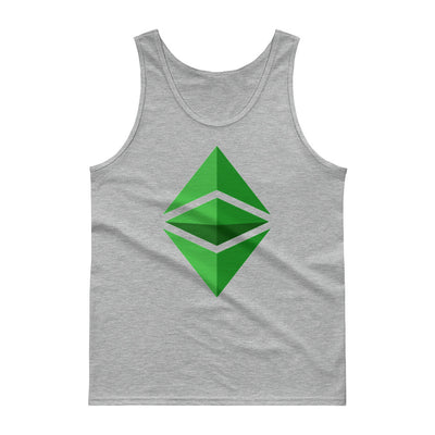 Ethereum Classic Tank top - Sticky Crypto