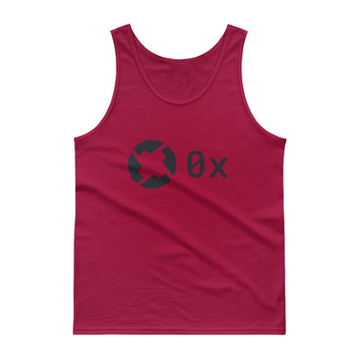 0x (ZeroX) Tank top - Sticky Crypto