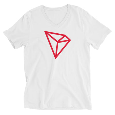 Tron Short Sleeve V-Neck T-Shirt