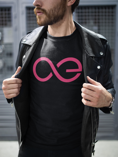 Aeternity Unisex Short Sleeve T-Shirt - Sticky Crypto