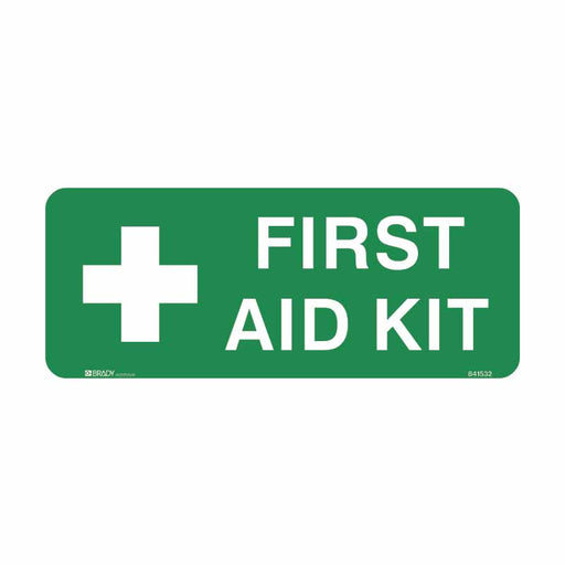 First Aid Sign - First Aid Kit