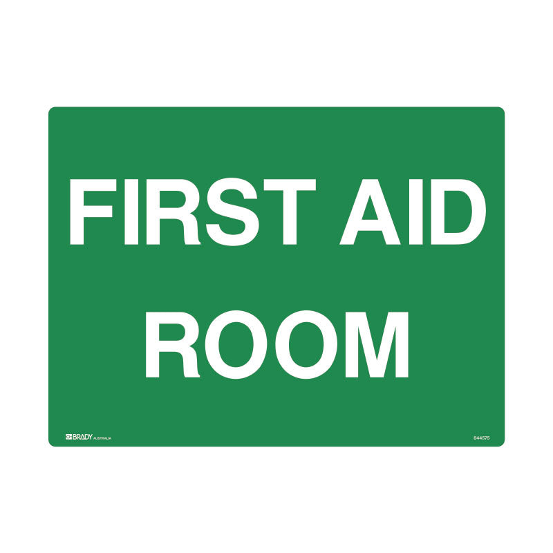 First Aid Sign - First Aid Room