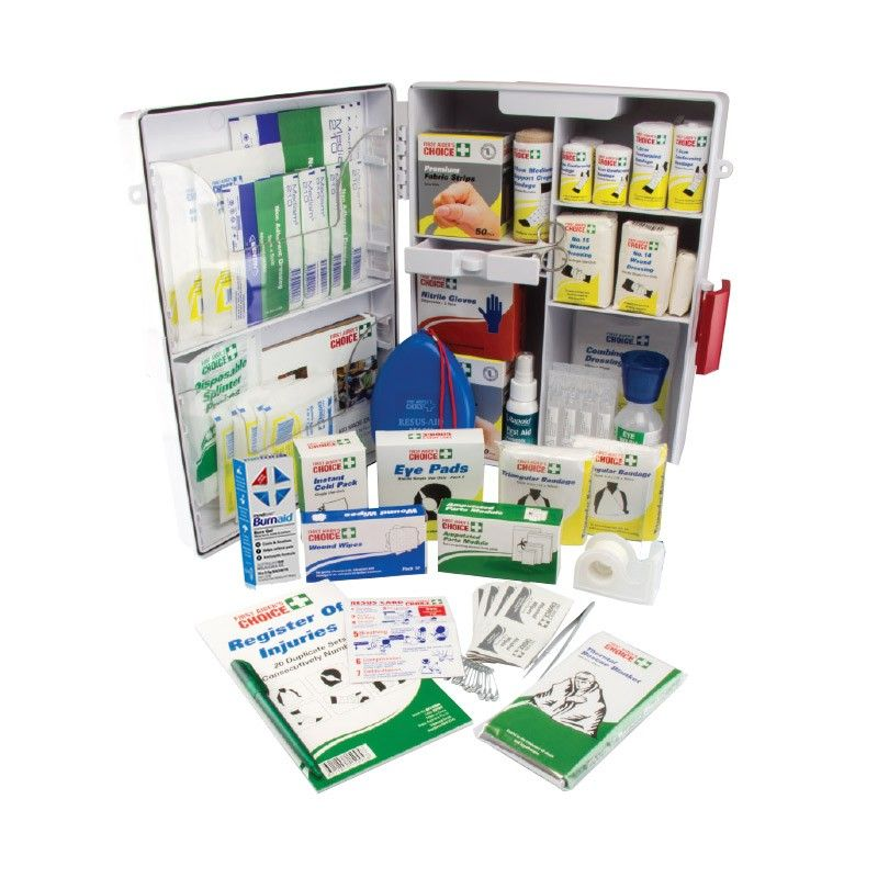 Industrial Manufacturing First Aid Kit