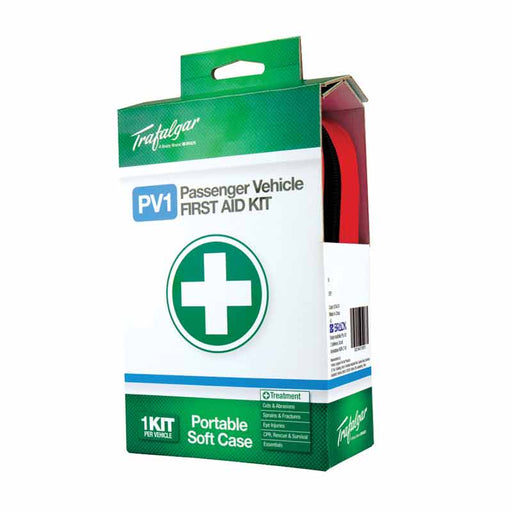 Vehicle First Aid Kits - Passenger Vehicle First Aid Kit