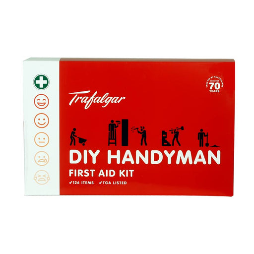 DIY Handyman First Aid Kit