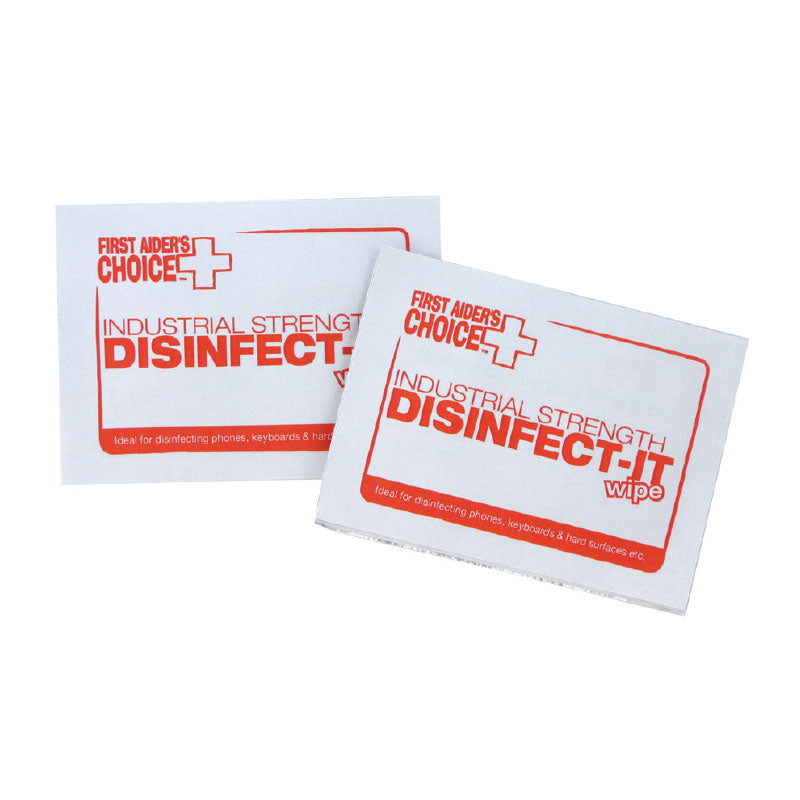 Disinfect-it Wipes - 100 Pack