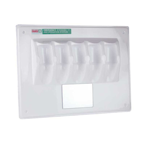 Eye Wash Wall Plate