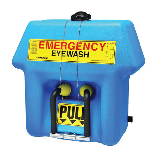 GravityFlo Portable Eye Wash System Station 79 Litre