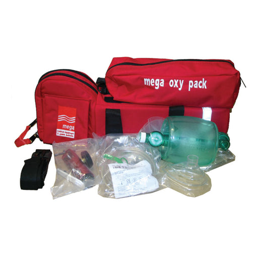 Oxygen Resuscitation Equipment Kit