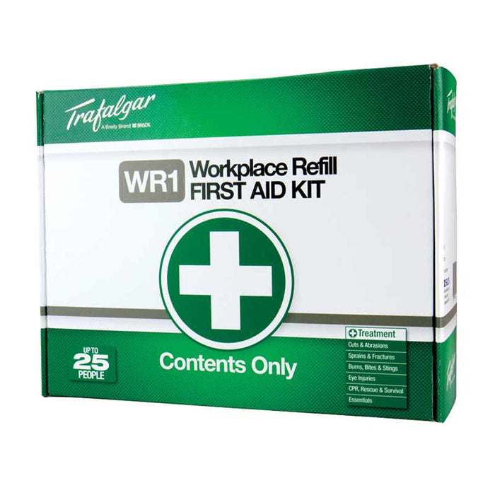 Workplace First Aid Kits - Refill (Contents Only)