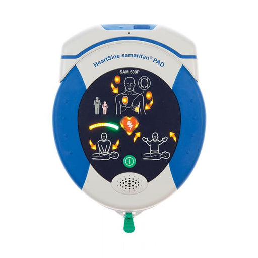 HeartSine® SAM 500P Defibrillator WiFi Gateway Bundle