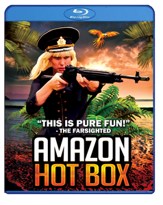 Amazon Hot Box Blu-ray