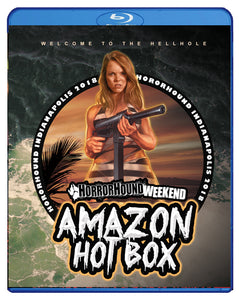Amazon Hot Box Blu-ray / DVD Combo