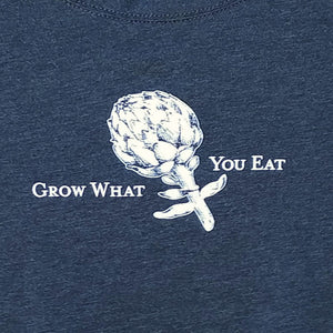 "Artichoke ""Grow What You Eat"" T-shirt"
