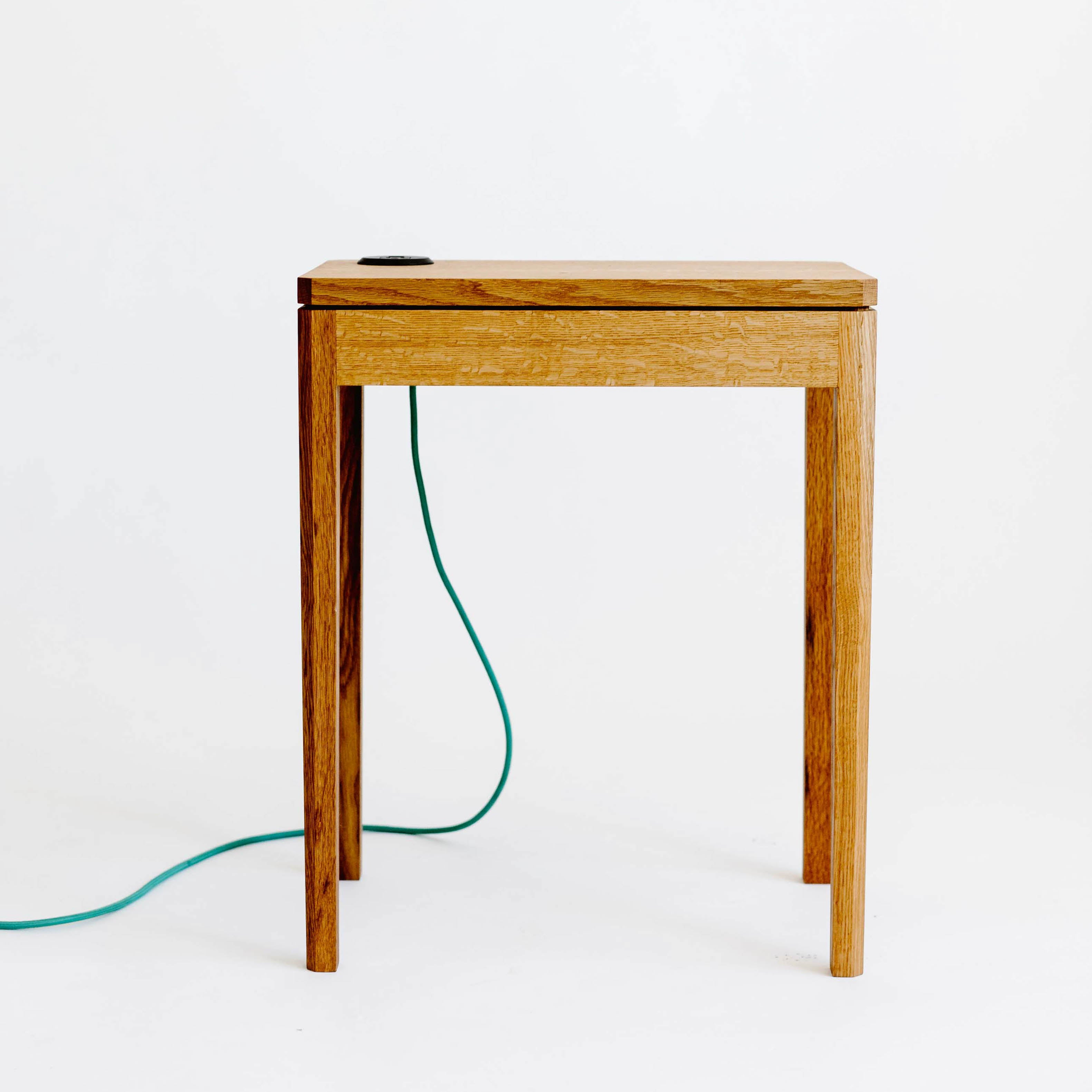Lassen Nightstand w/ power