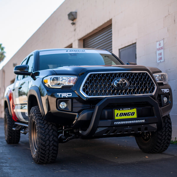 Introducing our BOLD Toyota Tacoma Exhaust System
