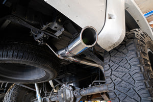 Nissan Titan 2004~2015 V8 5.0L Side-Exit Cat-Back Exhaust System - Coming Soon
