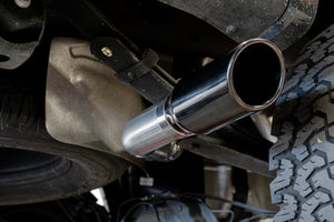 Ford F150 V8 5.0L Side-Exit Cat-Back Exhaust System - Coming Soon
