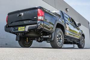 Toyota Tacoma 2016+ BOLD x REMARK Catback Exhaust System