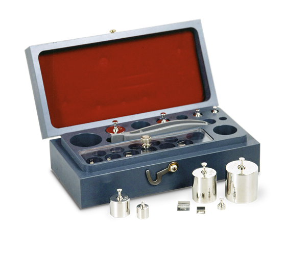 ASTM Class 0-4 Precision Laboratory Metric Sets - 50 g