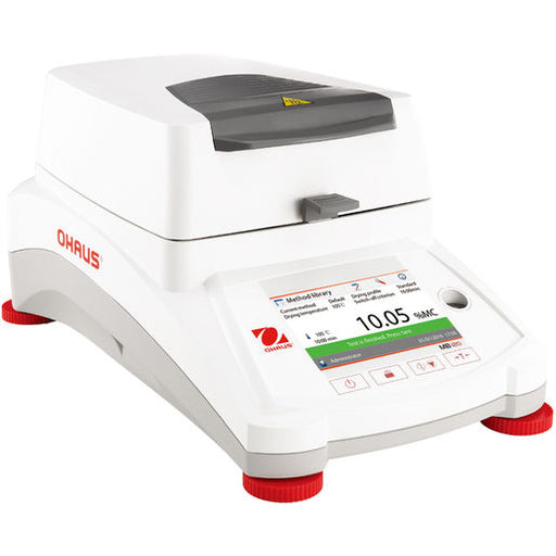Ohaus MB120 Moisture Analyzer - Discount Scale