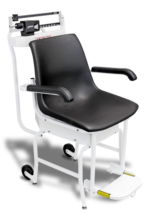 Detecto 475/4751 Mobile Mechanical Chair Scale